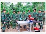 Diễn tập cuối khóa ở Trường Sĩ quan Tăng thiết giáp - kết quả và những vấn đề đặt ra