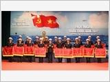 Thực hiện lời Bác, Bộ đội Hải quân đẩy mạnh phong trào Thi đua Quyết thắng