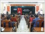 Trường Quân sự tỉnh Thanh Hóa tích cực tham gia công tác bồi dưỡng kiến thức quốc phòng và an ninh