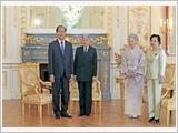 Chủ tịch nước Trần Ðại Quang kết thúc tốt đẹp chuyến thăm cấp nhà nước tới Nhật Bản