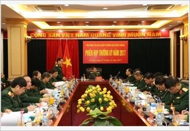 Thi đua ái quốc - động lực để toàn quân hoàn thành tốt nhiệm vụ