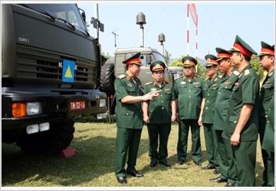 Xây dựng đội ngũ cán bộ tham mưu chiến lược ở Bộ Tổng Tham mưu - Cơ quan Bộ Quốc phòng ngang tầm yêu cầu nhiệm vụ