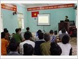 Bộ đội Biên phòng Sơn La tích cực tham gia xây dựng cơ sở chính trị ở khu vực biên giới