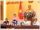 Bế mạc Phiên họp thứ 25 của Ủy ban Thường vụ Quốc hội