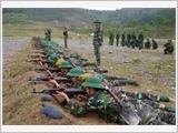 Mấy kinh nghiệm huấn luyện chiến sĩ mới ở Sư đoàn 390