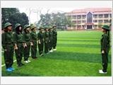Công tác giáo dục quốc phòng và an ninh trên quê hương cách mạng Thái Nguyên