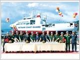 """Xây dựng Cảnh sát biển Việt Nam """"tinh, gọn, mạnh, có tính chuyên nghiệp cao"""""""