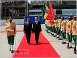 Tuyên bố chung Việt Nam - Ethiopia: Đưa quan hệ hai nước phát triển lên một bước quan trọng trong lịch sử
