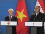Tuyên bố chung Việt Nam – Hung-ga-ri về việc thiết lập quan hệ đối tác toàn diện