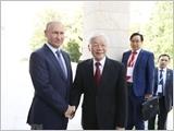 Chuyến thăm của Tổng Bí thư tạo xung lực cho quan hệ Việt - Nga, Hungary