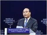 Phát biểu của Thủ tướng tại khai mạc Hội nghị WEF ASEAN 2018