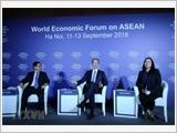 WEF ASEAN 2018 là hội nghị thành công nhất trong vòng 27 năm