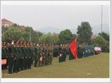 Lào Cai đẩy mạnh xây dựng lực lượng vũ trang vững mạnh toàn diện