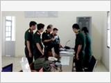 Lữ đoàn Thông tin 205 tập trung xây dựng đơn vị vững mạnh toàn diện, tiêu biểu, mẫu mực