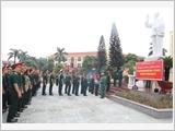 Học viện Hậu cần quán triệt, thực hiện tốt lời huấn thị của Bác Hồ
