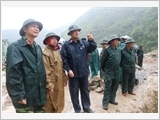 Lực lượng vũ trang Quân khu 2 chủ động phòng, chống, khắc phục hậu quả thiên tai, cứu hộ, cứu nạn