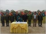 Lực lượng vũ trang huyện Yên Bình phát huy vai trò nòng cốt trong thực hiện nhiệm vụ quốc phòng, quân sự địa phương