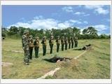 Trường Quân sự Quân đoàn 1 gắn giáo dục - đào tạo với thực tiễn huấn luyện, chiến đấu