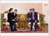 Tăng cường tình đoàn kết giữa ba nước Việt Nam, Campuchia và Lào