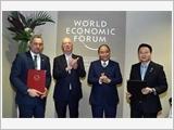 Thủ tướng Nguyễn Xuân Phúc kết thúc tốt đẹp chuyến tham dự WEF Ða-vốt 2019 tại Thụy Sĩ