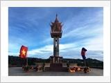 Khánh thành Đài Hữu nghị Việt Nam - Campuchia tỉnh Mondulkiri