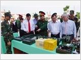 Đảng bộ tỉnh Vĩnh Long tăng cường lãnh đạo công tác quốc phòng, quân sự