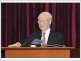 Phát biểu của Tổng Bí thư, Chủ tịch nước Nguyễn Phú Trọng bế mạc Hội nghị lần thứ 11 Ban Chấp hành Trung ương Đảng khoá XII