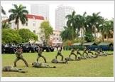 Lực lượng vũ trang tỉnh Nam Định xây dựng cơ quan, đơn vị vững mạnh toàn diện, tiêu biểu, mẫu mực