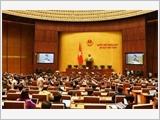 Khai mạc trọng thể Kỳ họp thứ tám Quốc hội khoá XIV