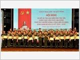 """Toàn quân tiếp tục đẩy mạnh thực hiện Cuộc vận động """"Phát huy truyền thống, cống hiến tài năng, xứng danh Bộ đội Cụ Hồ"""""""