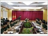 Trường Sĩ quan Chính trị quán triệt và thực hiện Nghị quyết 35 của Bộ Chính trị