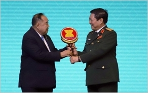 Việt Nam chính thức trở thành Chủ tịch ADMM và ADMM+