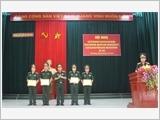 """Trường bắn Quốc gia Khu vực 1 đẩy mạnh thực hiện Cuộc vận động """"Phát huy truyền thống, cống hiến tài năng, xứng danh Bộ đội Cụ Hồ"""""""