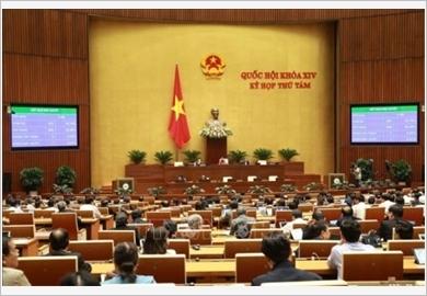 Kỳ họp thứ 8, Quốc hội khóa XIV: Thông qua Luật Lực lượng dự bị động viên