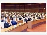 Kỳ họp thứ tám, Quốc hội khóa XIV thành công và bế mạc