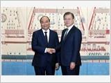 Thủ tướng Nguyễn Xuân Phúc dự Hội nghị cấp cao Mê Công - Hàn Quốc lần thứ nhất