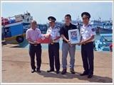 Nâng cao bản lĩnh chính trị, quyết tâm chiến đấu cho bộ đội theo Chỉ thị 05 ở Vùng Cảnh sát biển 3