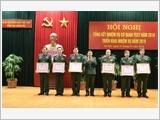 Xây dựng Đảng bộ Cơ quan Tổng cục Chính trị đáp ứng yêu cầu nhiệm vụ trong thời kỳ mới