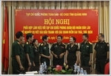 Lực lượng vũ trang tỉnh Quảng Ninh với việc đấu tranh phản bác quan điểm sai trái, thù địch