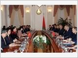 Chủ tịch Quốc hội Nguyễn Thị Kim Ngân hội đàm, hội kiến các nhà lãnh đạo Cộng hòa Bê-la-rút