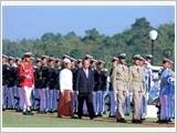 Tuyên bố chung về củng cố quan hệ Việt Nam - Myanmar