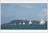 Bộ Tư lệnh Vùng Cảnh sát biển 4 lãnh đạo thực hiện tốt nhiệm vụ chấp pháp trên biển