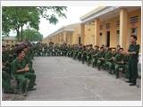 Kinh nghiệm trong công tác giáo dục, quản lý kỷ luật, bảo đảm an toàn ở Sư đoàn bộ binh 395