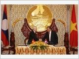 Tuyên bố chung Cộng hòa Xã hội chủ nghĩa Việt Nam - Cộng hòa Dân chủ Nhân dân Lào
