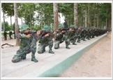 Trung đoàn bộ binh 1 nâng cao chất lượng huấn luyện chiến đấu