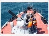 Lữ đoàn 161 Hải quân nâng cao sức mạnh chiến đấu