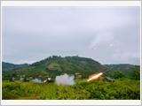 Lữ đoàn Pháo binh 454 phát huy truyền thống, tập trung nâng cao sức mạnh chiến đấu