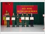 Lực lượng vũ trang tỉnh Tuyên Quang gắn giáo dục pháp luật với quản lý kỷ luật