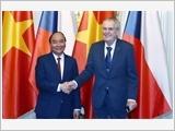 Thủ tướng Nguyễn Xuân Phúc hội đàm và hội kiến với các