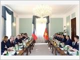 Tuyên bố chung Việt Nam - Cộng hòa Séc